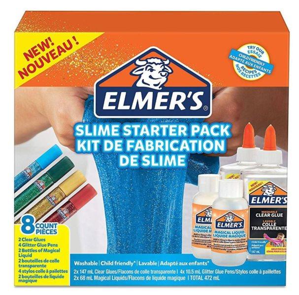 Sada na výrobu slizu Elmer's