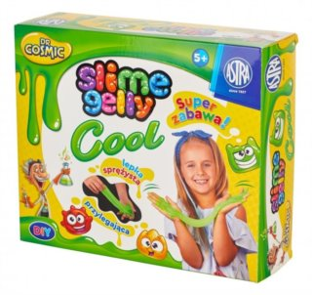 ASTRA Sada na výrobu slizu Slime Gelly Cool