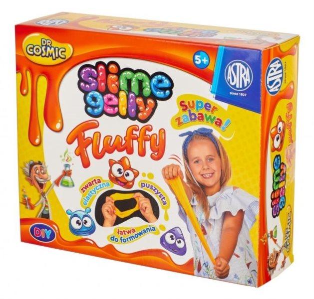 ASTRA Sada na výrobu slizu Slime Gelly Fluffy