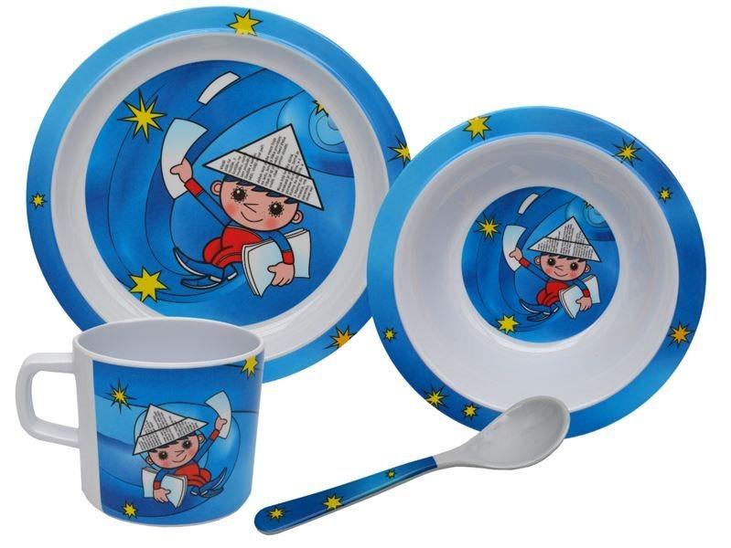 Dětská sada nádobí: Večerníček