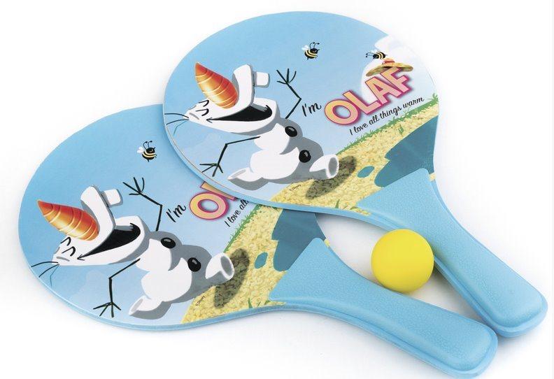 Sada pálek s míčkem Olaf
