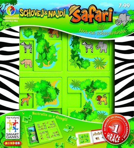 Logická hra Safari, MINDOK