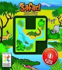 Logická hra Safari (rozšíření), MINDOK
