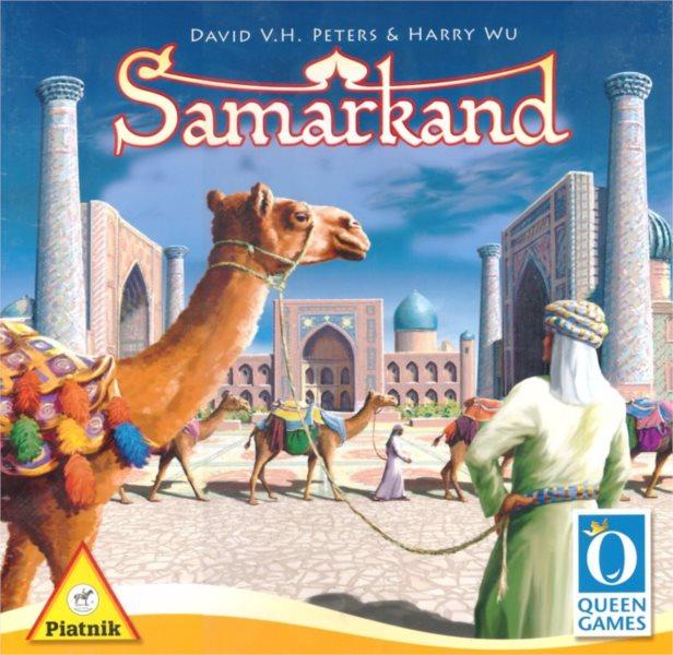 Společenská hra Samarkand, PIATNIK