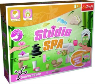 TREFL Science4you: Studio Spa
