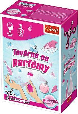 TREFL Science4you: Továrna na parfémy (mini sada)