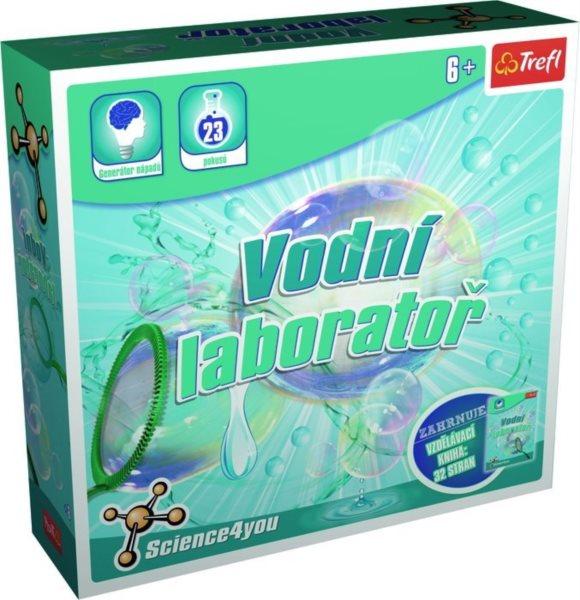 TREFL Science4you: Vodní laboratoř