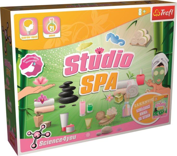 TREFL Science4you: Výroba kosmetiky (Studio Spa)