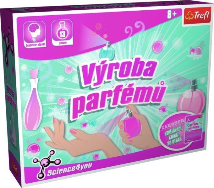 TREFL Science4you: Výroba parfémů