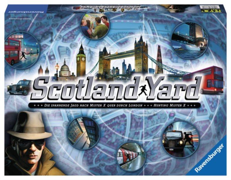 Rodinná hra Scotland Yard, RAVENSBURGER