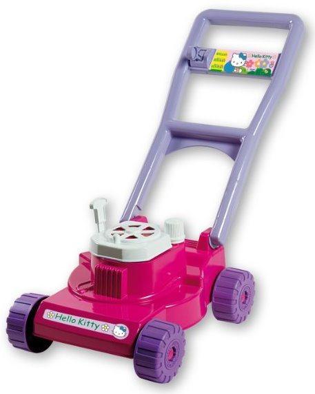 ANDRONI Sekačka na trávu - Hello Kitty růžová