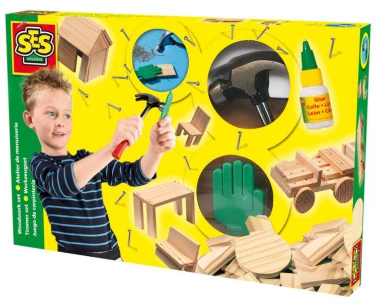 SES Set pro výrobu ze dřeva