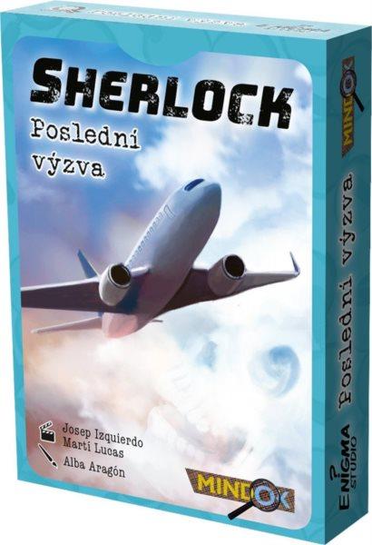 MINDOK Sherlock: Poslední výzva