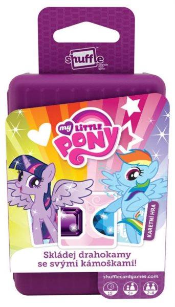 HASBRO Shuffle karty My Little Pony