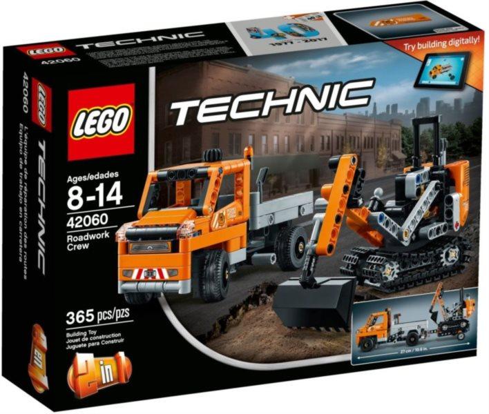 Stavebnice LEGO® Technic 42060 Silničáři
