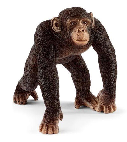 SCHLEICH Šimpanzí sameček