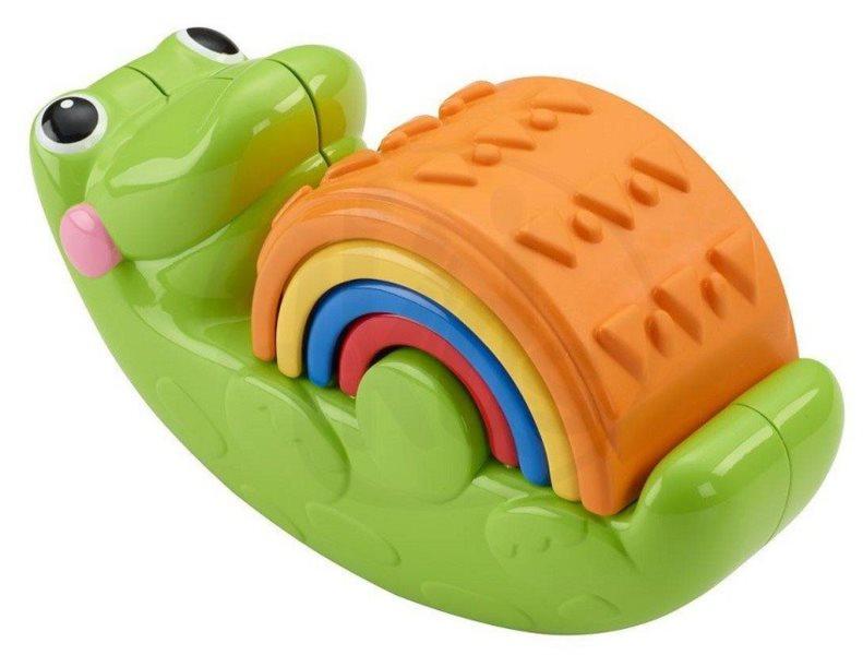 Fisher-Price - Skládačka krokodýl CDC48