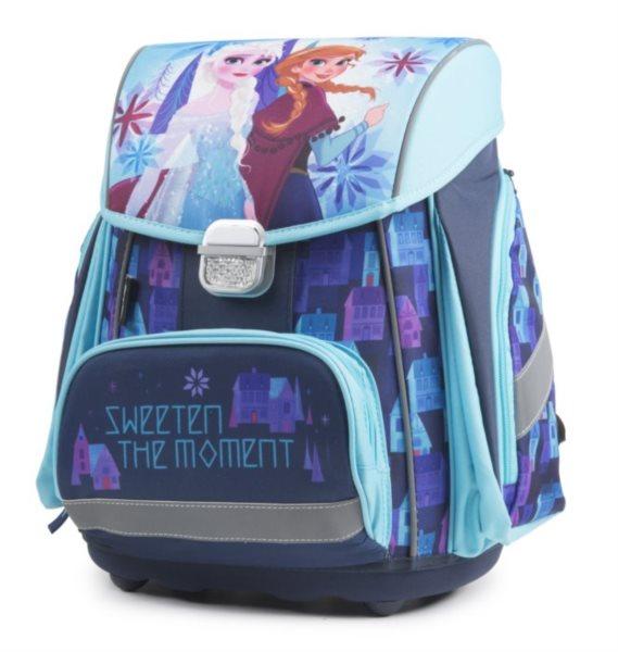 OXYBAG Školní aktovka Premium Frozen