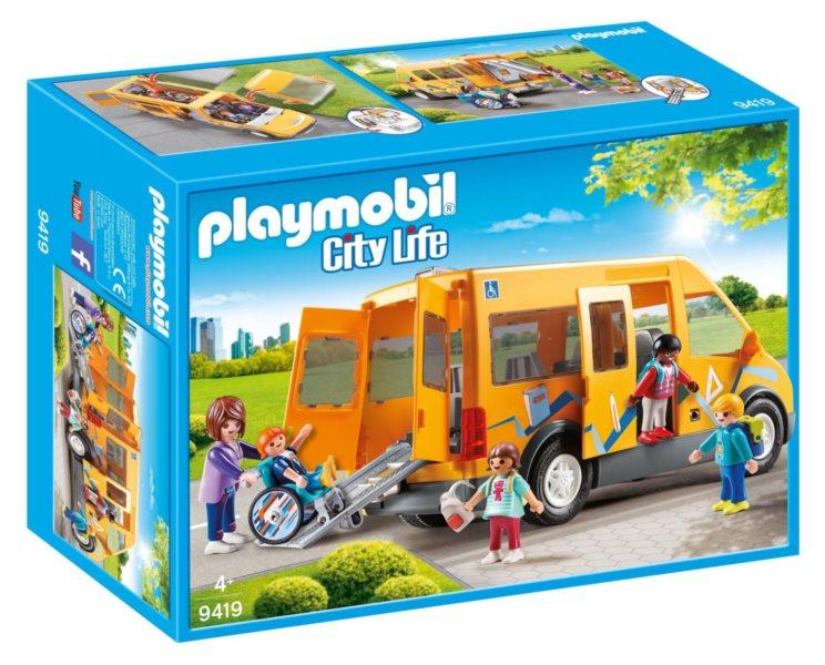 PLAYMOBIL Školní autobus 9419