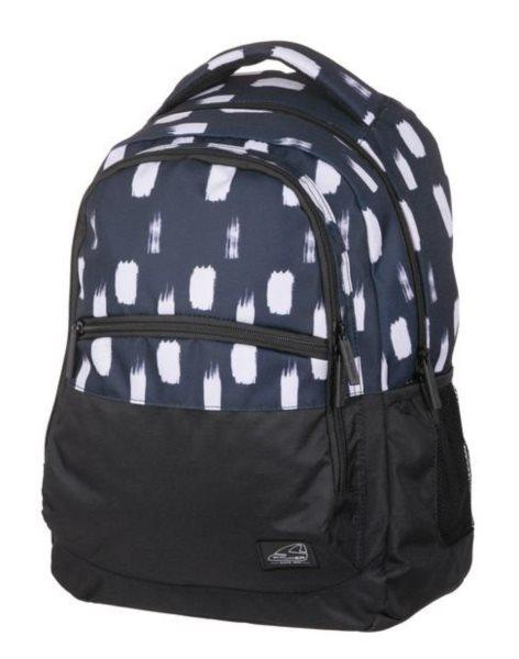 d56819fd0d2 WALKER Školní batoh CLASSIC Brush Blue
