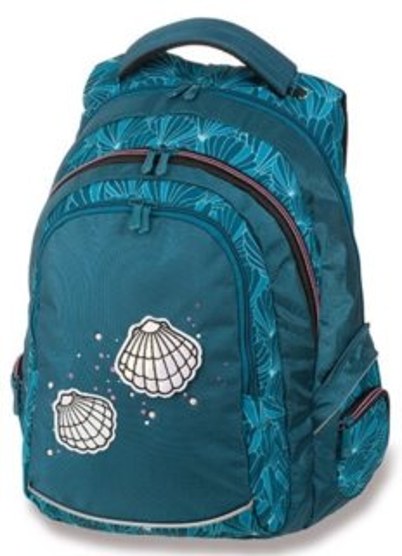 WALKER Školní batoh FAME Pearl