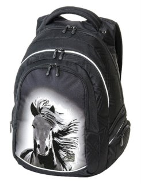 WALKER Školní batoh FAME Dream Horse