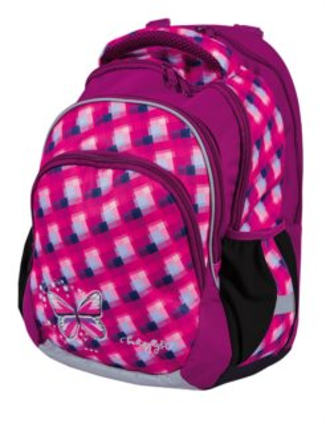 STIL Školní batoh Butterfly