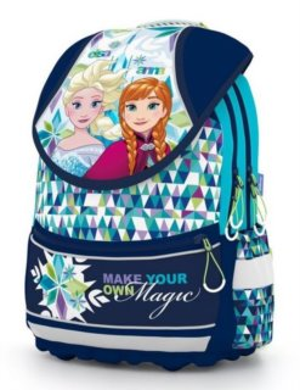 KARTON P+P Školní batoh PLUS Frozen