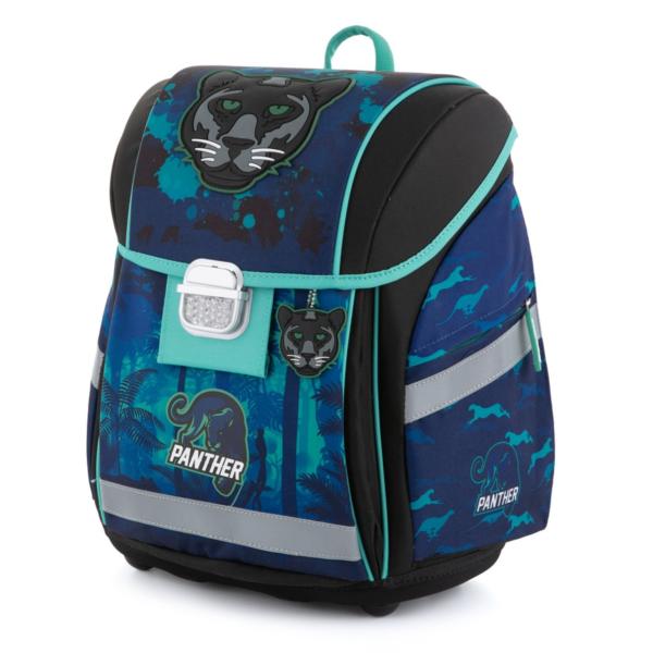 OXYBAG Školní batoh Premium Light Panter