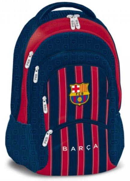 ARS UNA Školní batoh FC Barcelona pruhy