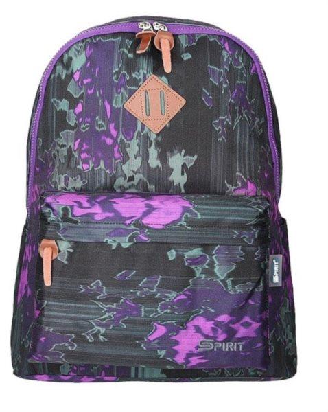 SPIRIT Školní batoh SCOUT fialový 4a7c2e7beb