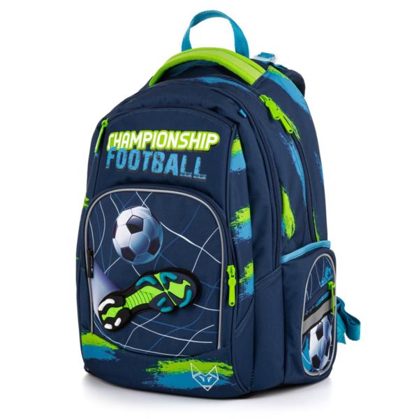 OXYBAG Školní batoh Style mini fotbal