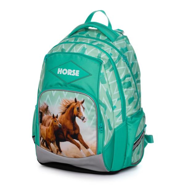 OXYBAG Školní batoh Style mini Horse