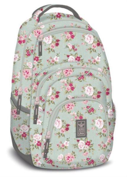 ARS UNA Školní batoh Vintage Rose AU2