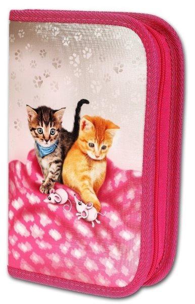 EMIPO Školní penál jednopatrový Cats&Mice