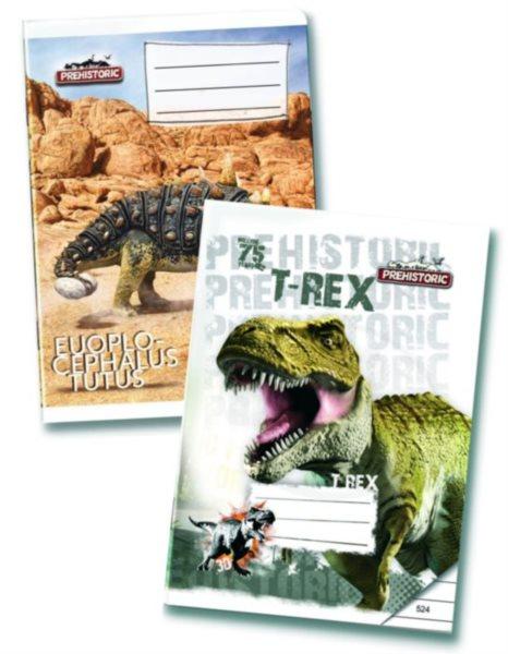 BONAPARTE Školní sešit 524 Prehistoric