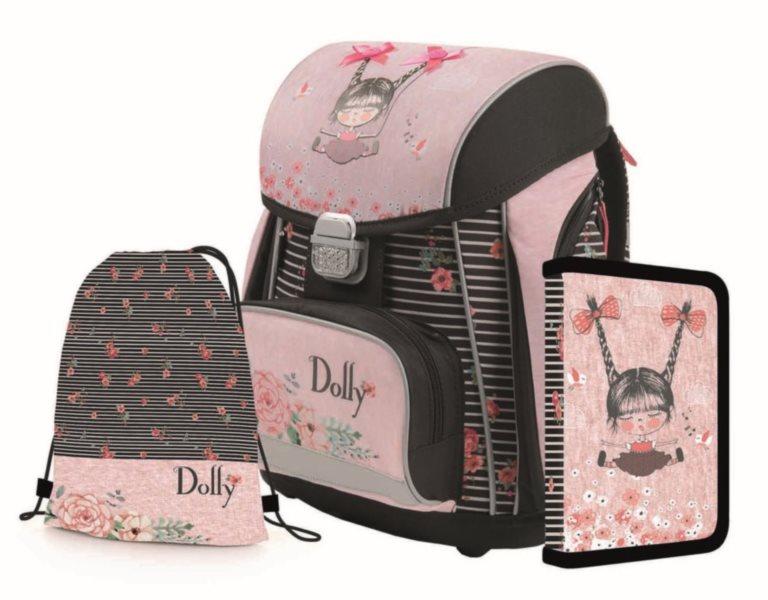 OXYBAG Školní set Premium Dolly