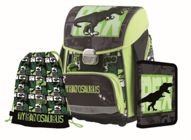OXYBAG Školní set Premium T-Rex
