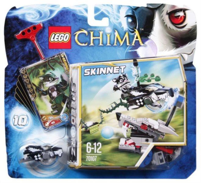 Stavebnice LEGO® Chima 70107 Skunk útočí