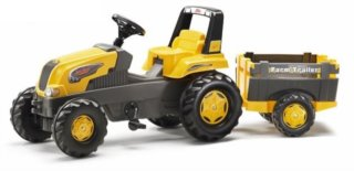 Rolly Toys Šlapací traktor Rolly Junior s vlečkou