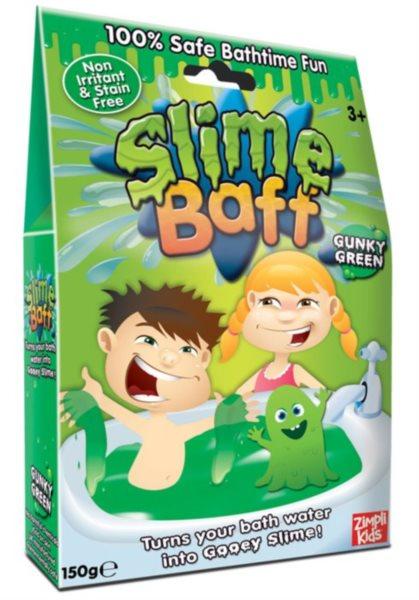 SLIME BAFF Vana plná slizu zelená