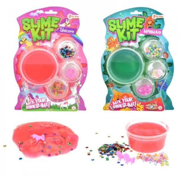 Slime Kit - holky (mix)