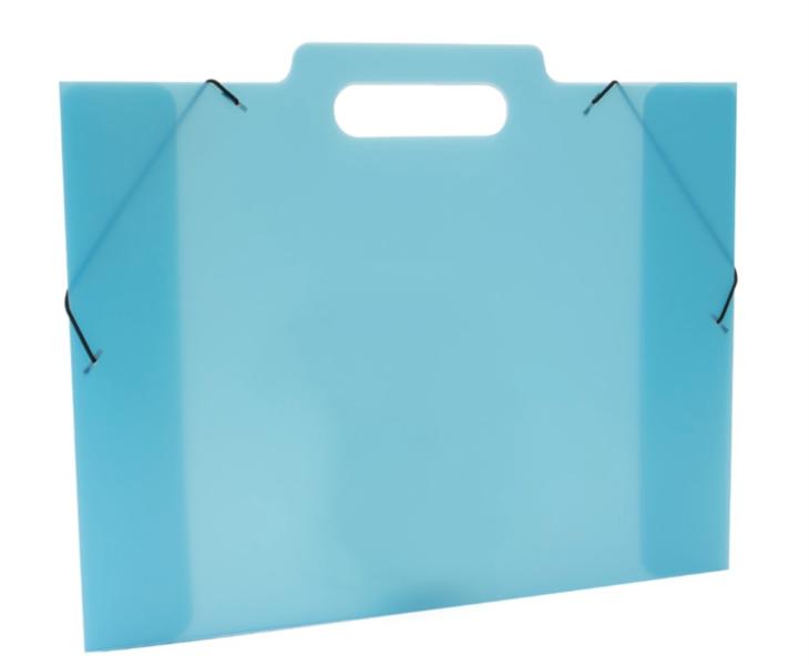 OXYBAG Desky na výkresy A3 s klopami, modré