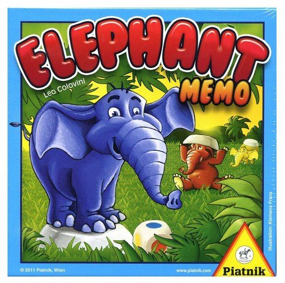 Sloní paměť PIATNIK 720796