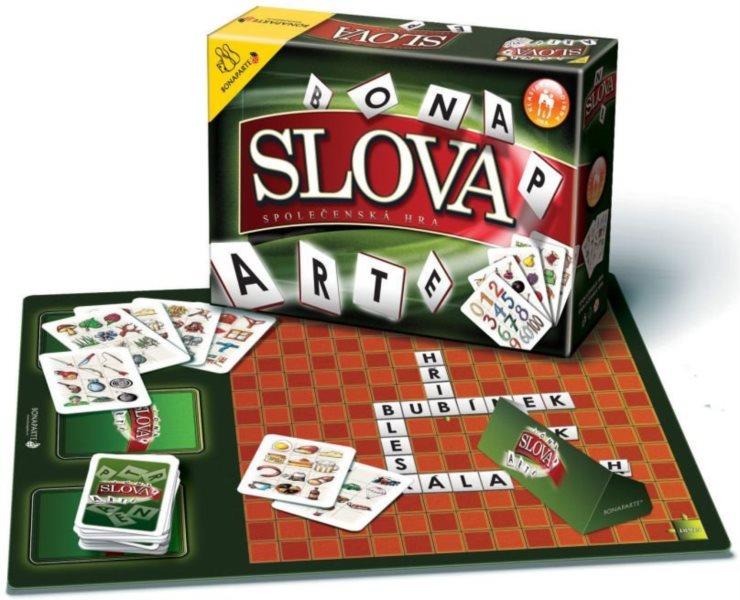 Společenská hra Slova, BONAPARTE