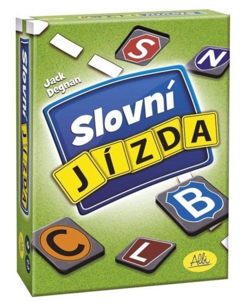 Slovní jízda - Desková hra, ALBI