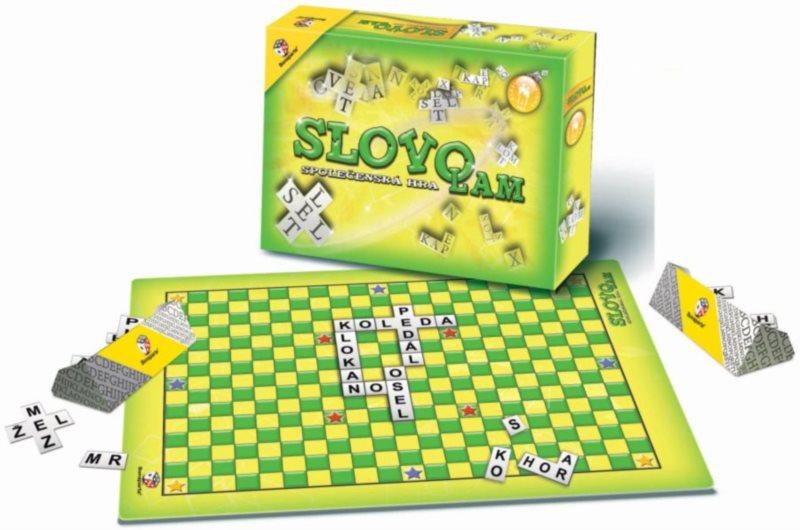 Společenská hra Slovolam, BONAPARTE