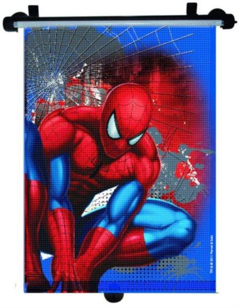 Sluneční roletka do auta Spiderman