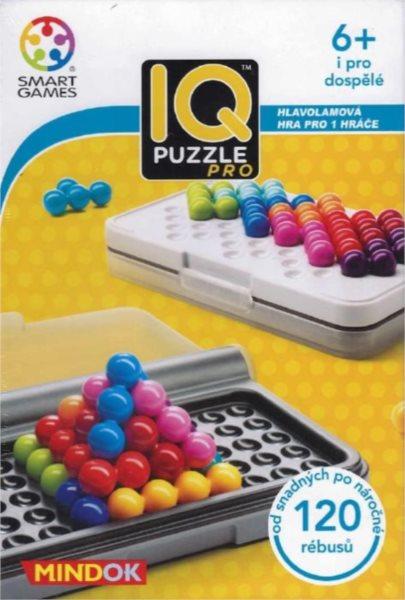 Společenská hra SMART IQ Puzzle Pro, MINDOK