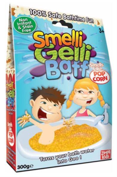 GELLI BAFF Gelová koupel s vůní popcornu